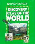 Rand McNally Discovery Atlas of the World (Children's Atlas) - Rand McNally Staff - Paperback
