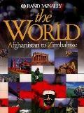 World:afghanistan to Zimbabwe