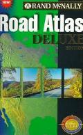 Rand McNally 98 Deluxe Road Atlas & Travel Guide