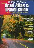 Rand Mcnally Deluxe Road Atlas+travel..