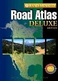 Road Atlas Deluxe Edition - Rand McNally - Paperback