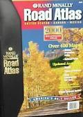 Rand McNally 2000 Road Atlas United States, Canada, Mexico