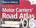 Rand McNally 2006 Motor Carriers' Road Atlas