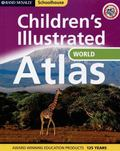 Rand Mcnally Schoolhouse Children's Illustrated Atlas of the World