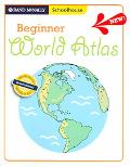 Rand Mcnally Schoolhouse Beginner World Atlas