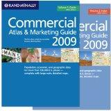Rand McNally 2009 Commercial Atlas and Marketing Guide (Rand Mcnally Commercial Atlas and Ma...