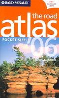 Rand McNally 2006 pocket Road Atlas U.S., Canada, Mexico