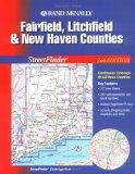 Rand McNally 2004 Fairfield, Litchfield & New Haven Counties: Streetfinder