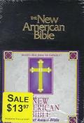 The New American Bible, Black Imitation Leather: NAB Gift and Award Bible