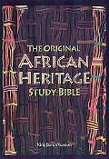 Original African Heritage Study Bible