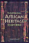 Original African American Study Bible King James Version