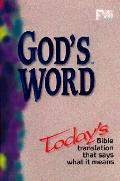 God's Word Text Edition / God's Word