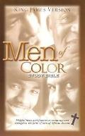 KJV Men of Color Study Bible