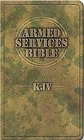 Armed Services Bible King James Version, Green Camo