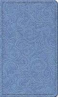Special Occasion Bible King James Version, Blue Lace
