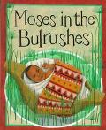 Moses in Bulrushes (Bible Stories (Hardcover Franklin Watts))