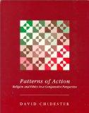 Patterns of Action: Religion and Ethics in a Comparative Perspective