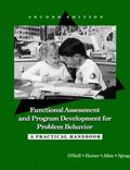 Functional Assessment and Program Development for Problem Behavior A Practical Handbook