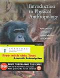 Introduction to Physical Anthropology With Infotrac