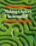 Making Choices in Sexuality Research and Applications