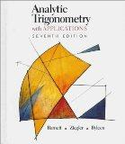 Analytic Trigonometry with Applications (7th Edition)