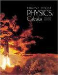 Physics: Calculus