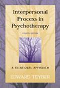 Interpersonal Process in Psychotherapy A Relational Approach