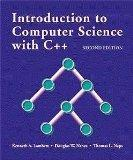 Introduction to Computer Science with C++
