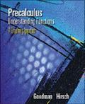 Precalculus Understanding Functions  A Graphing Approach
