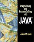 Programming and Problem Solving With Java