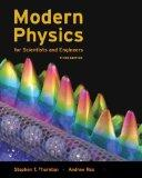 Modern Physics for Scientists and Engineers, 3rd Edition