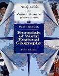 Salter/hobbs' Essentials of World Regional Geography