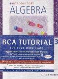 Introductory Algebra- A Just-in-Time Approach, 3rd Edition (with CD-ROM) / Student Workbook ...