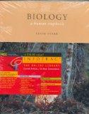 Biology (With Info Trac): A Human Emphasis