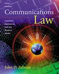 Communications Law With Infotrac Liberties, Restraints, and the Modern Media