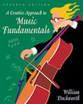 Creative Approach to Music Fundamentals