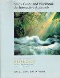 Study Guide and Workbook an Interactive Approach for Biology: The Unity and Diversity of Life