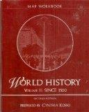 Map Workbook for World History, Volume 2: Since 1500 (Second Edition)
