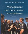 Management and Supervision in Law Enforcement With Infotrac