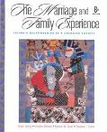 Marriage and Family Experience Intimate Relationships in a Changing Society