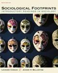 Sociological Footprints Introductory Readings in Sociology