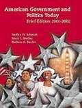 American Govt.+pol.today,brief Ed.01-02
