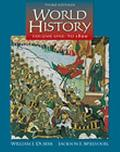 World History To 1800/With Infotrac