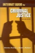 Internet Guide for Criminal Justice