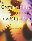 Criminal Investigation (6th Edition Study Guide)