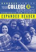 Your College Experience Strategies for Success Reader