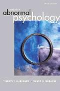 Casebook in Abnormal Psychology