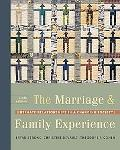 Marriage And Family Experience with Infotrac Intimate Relationships in a Changing Society