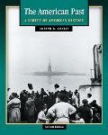 American Past With Infotrac A Survey of American History