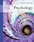 Psychology Themes and Variations/with Infotrac Briefer Version
